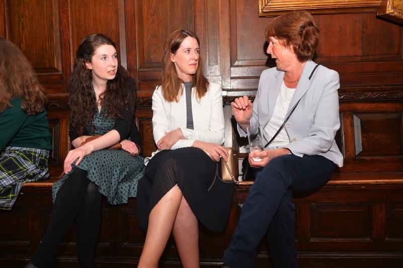 Rachel Duffy, Helen Price and Pauline Duffy