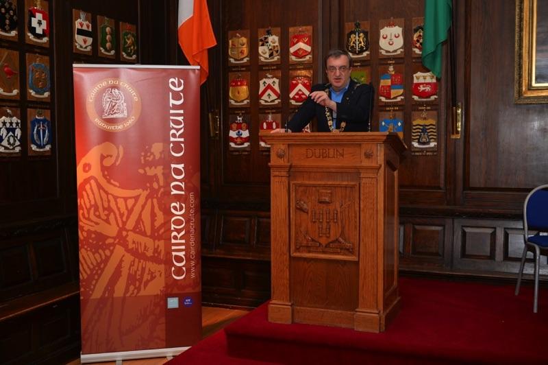 The Lord Mayor, Mícheál Mac Donncha